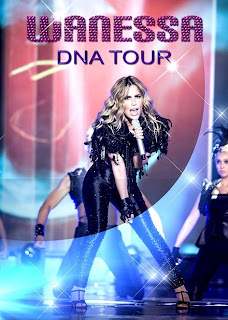 capa Download – Wanessa   DNA Tour – DVDRip AVI + RMVB (2013)