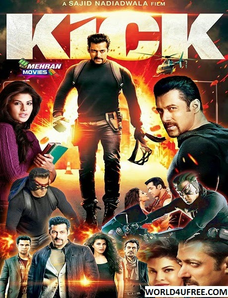 Kick 2014 DVDScr 350mb