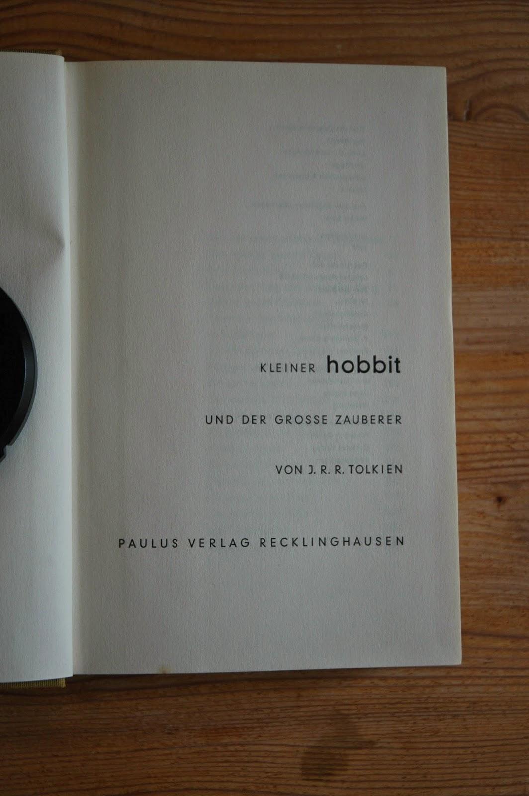 Tolkien collection kleiner hobbit und der gro e zauberer - Kleiner couchtisch weiay ...