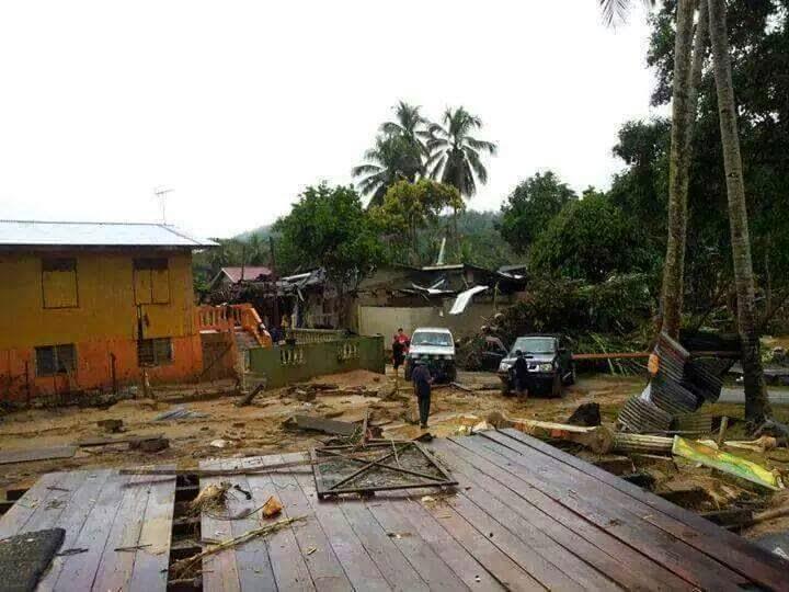 Kuala Krai Selepas Banjir