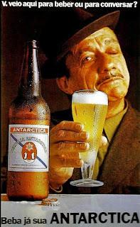 propaganda cerveja Antarctica com Adorian Barbosa - 1972;  1972; os anos 70; propaganda na década de 70; Brazil in the 70s, história anos 70; Oswaldo Hernandez;   Anúncio Tubos PVC Brasilit - 1972