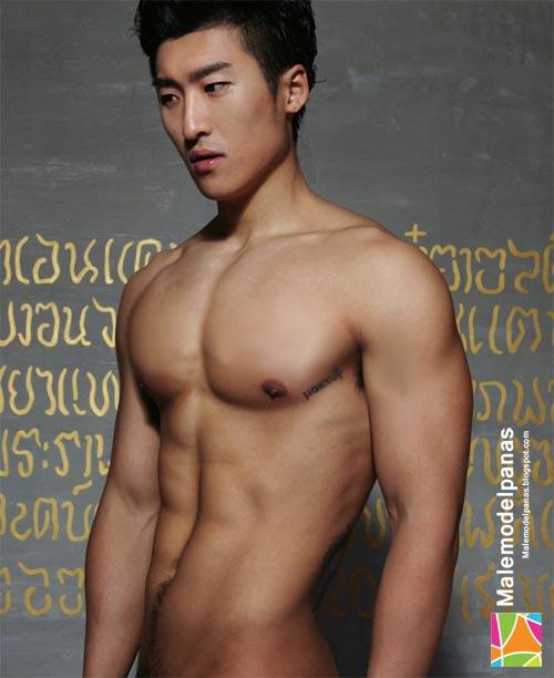 South Korea Male model