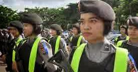 Syarat Tinggi Badan Menjadi Polisi Militer