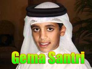 Muhammad Taha Al Junayd-Gema Santri
