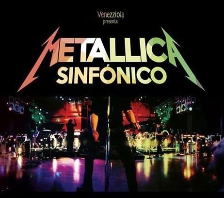 Resultado de imagen para metallica sinfonica