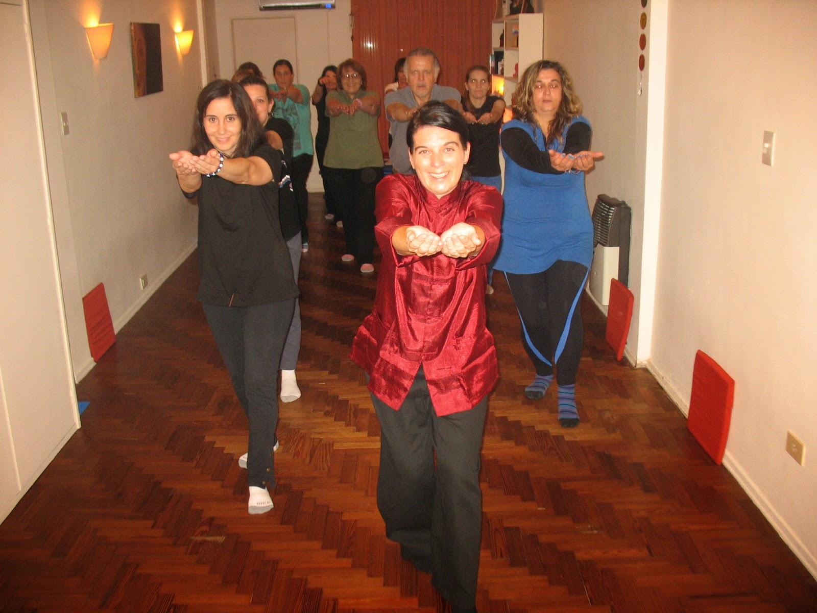 Chi Kung Para Todos - Taller de Otoño