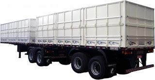 Fábrica da Librelato carrocerias de caminhões e basculantes em Cristalina GO