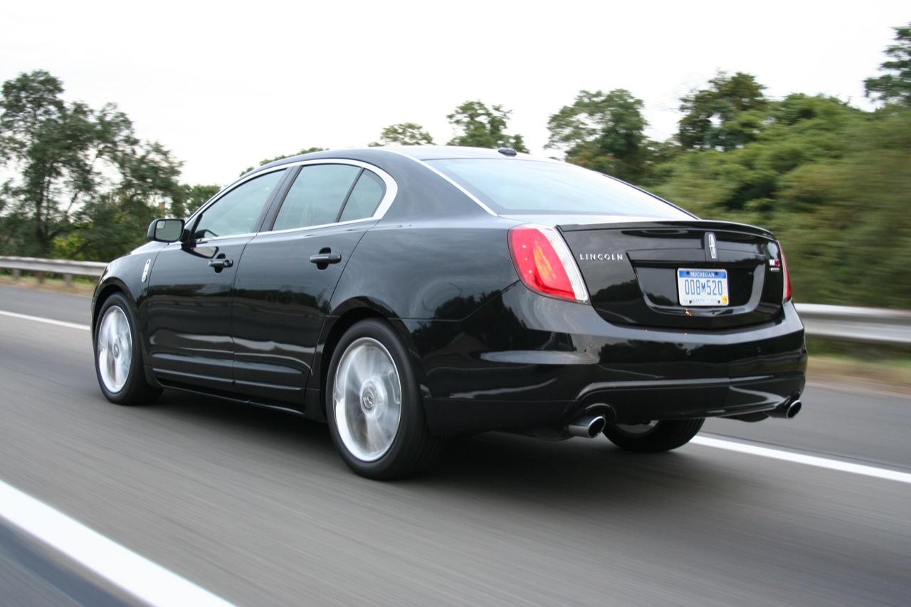 Weirdest car lincoln mks 2011
