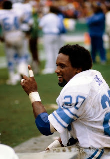 That can Billy sims lions lick was and
