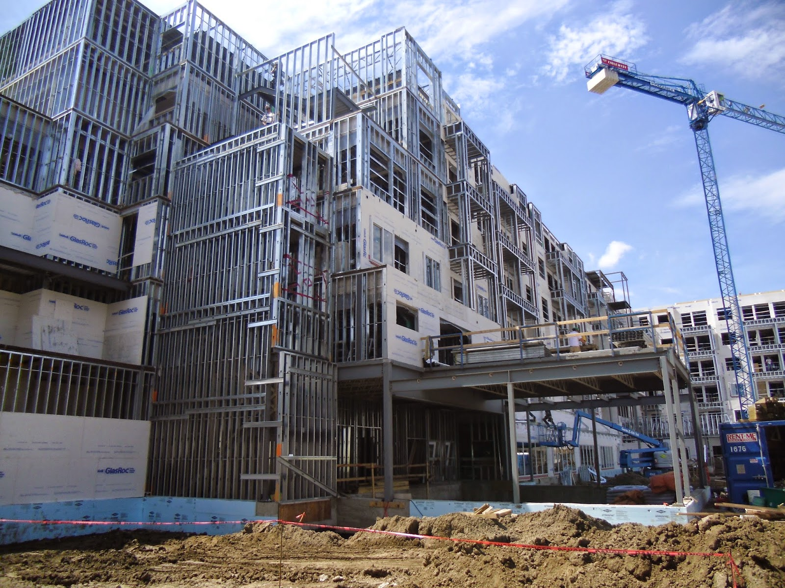 Steel Frame Construction : Canadian sheet steel building institute cement