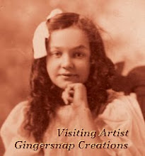 Proud to be a Visiting Artist at Gingersnaps