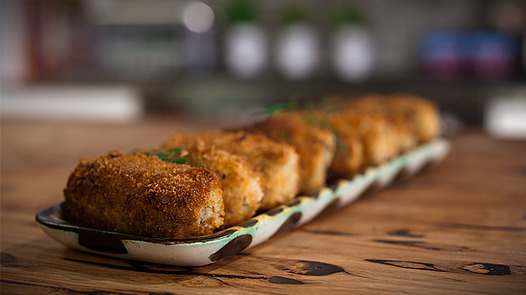 millet croquettes 1 2 cup raw millet corn and millet croquettes millet ...