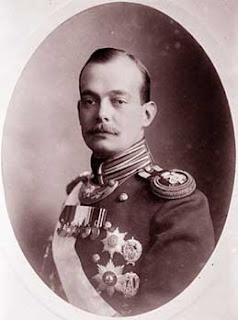 Grand-duc André Vladimirovich de Russie 1879-1956-Romanov