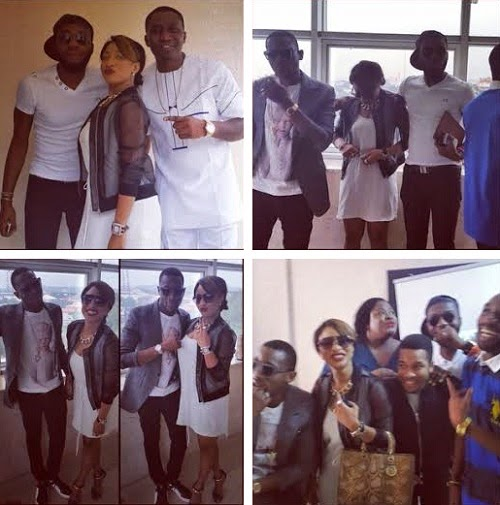 More Photos Of Lee Family In Abuja1