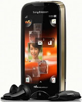 Sony Ericsson Walkman Mix