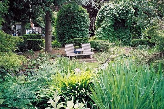Abris 2 jardin conseils pour le jardin en hiver for Jardin anglais en hiver
