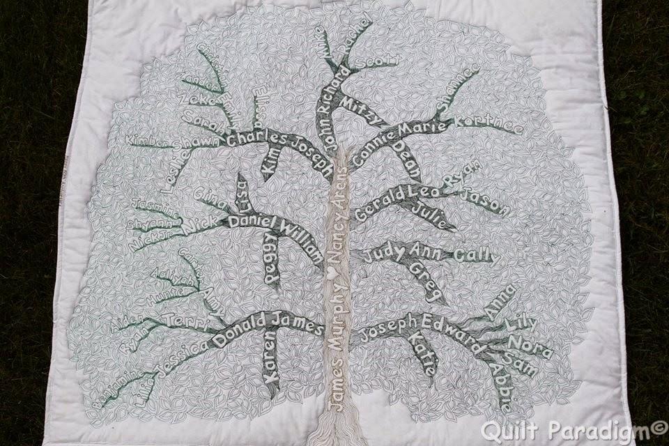 http://quiltparadigm.blogspot.com/2014/09/family-tree-quilt.html