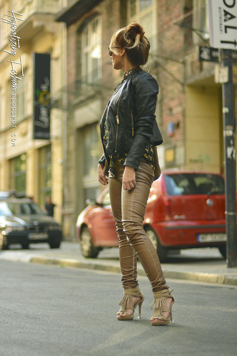 moda rockowa dla dziewczyn