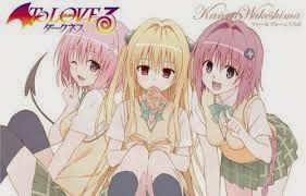 Phim To Love-Ru Darkness SS2