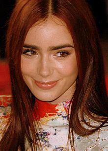 Lily+collins+redhead+2jpg