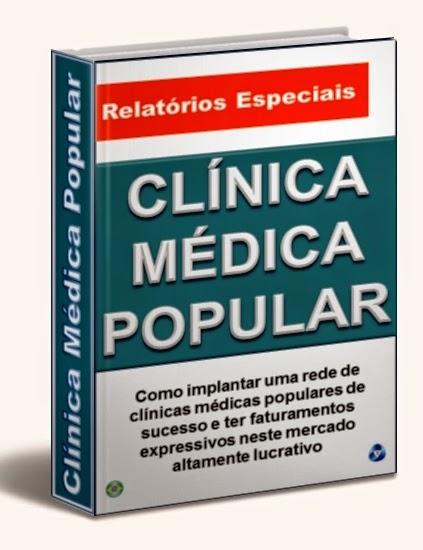 Relatórios Clínica Médica Popular