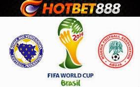 Prediksi Skor Bola Nigeria vs Bosnia & Herzegovina 22 Juni 2014 Piala Dunia