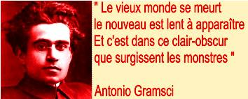 Gramsci en français