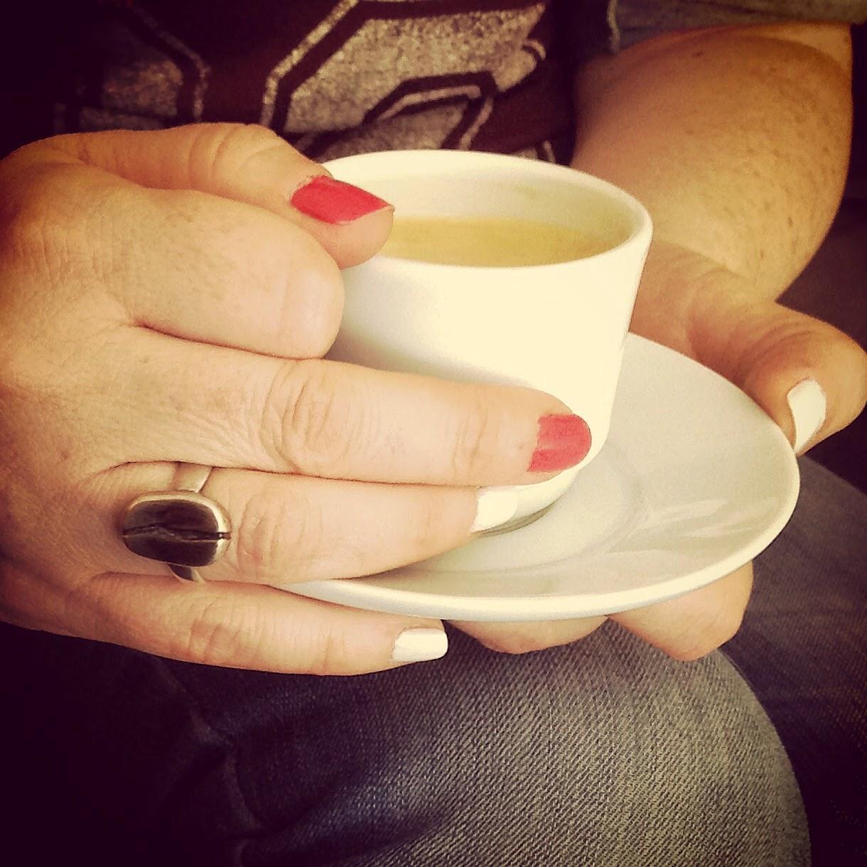 Anillo grano Café Stimuls