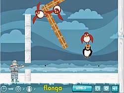 Cánh cụt bay, game van phong