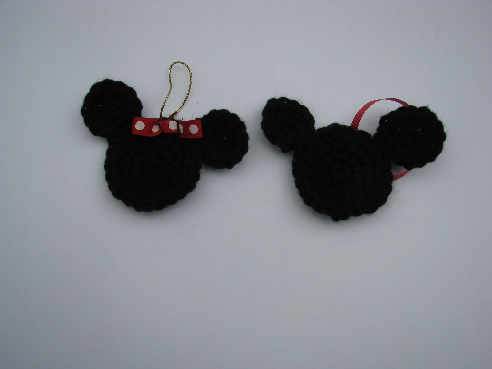 Mickey Mouse Crochet Pattern Free New Design