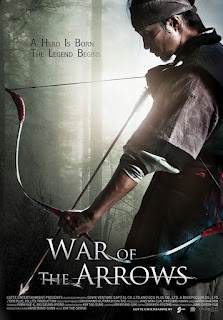 Sinopsis dan Review Film War of The Arrows 2012