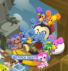 The Animal Jam Potato August 2015