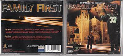 BHP (Black Hole Posse) – Family First (2CD) (1999) (VBR)