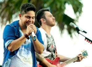 Jorge e Mateus gravação do DVD