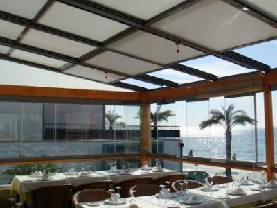 Cerramientos prefabricados de terrazas y restaurantes - Locales prefabricados ...