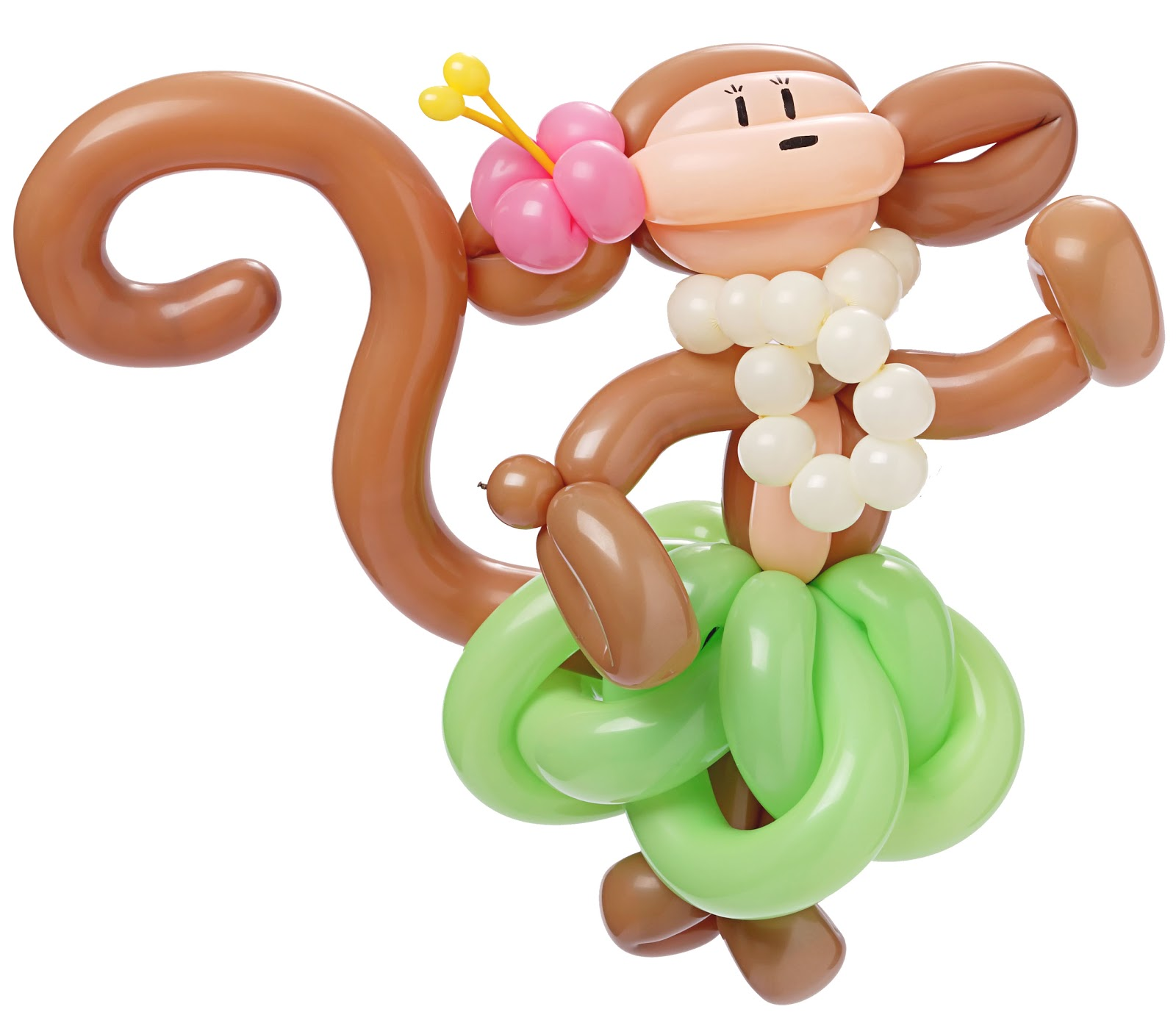 balloon shooter monkey