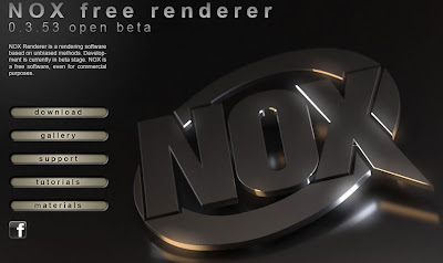 Nox Free Renderer 0.3.53 Open Beta