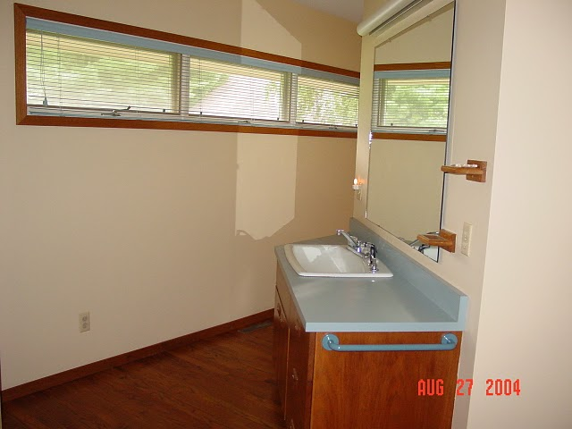 The Boatwright Family Master Bath Windows Finally A
