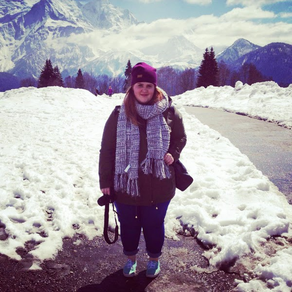 plus size, plus size blogging, plus size fashion, beauty blog, body confidence, fatshion, body positivity, eff your beauty standards, mountains, france, chamonix, snow, french alps, winter fashion