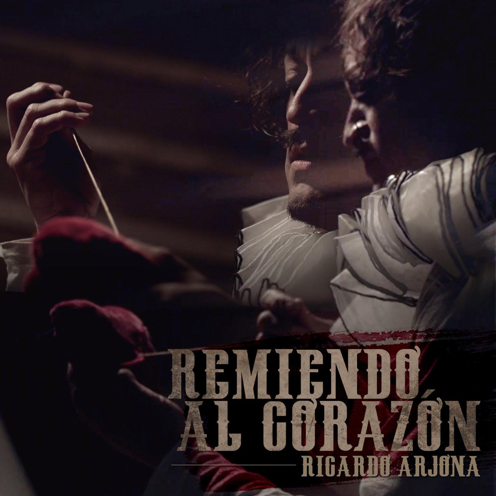 RICARDO ARJONA REMIENDO AL CORAZÓN!