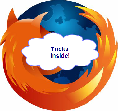Firefox coupons popup