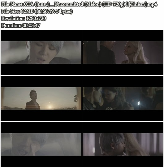 Download MV XIA (Junsu) (JYJ) - Uncommitted (Melon HD 720p)