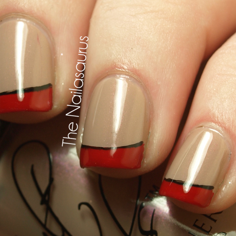 Classic But Not The Nailasaurus Uk Nail Art Blog