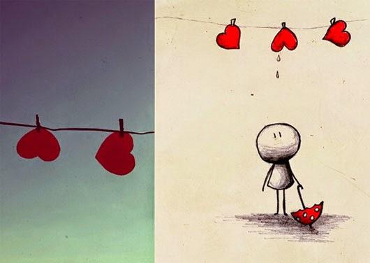 hình nền lẻ loi trong tình yêu