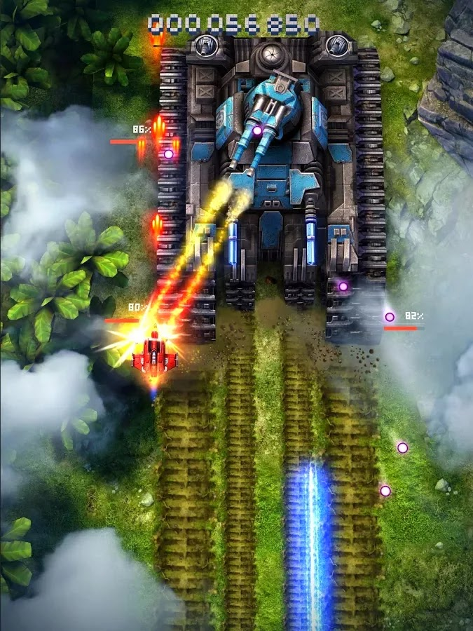 Sky Force 2014 v1.03 Mod [Unlimited Stars]