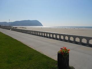 seaside oregon boardwalk