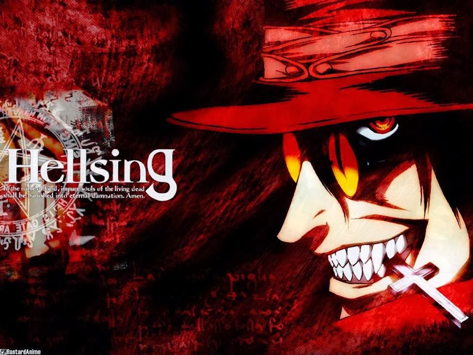 Free Download Film Hellsing