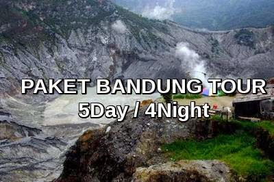 Paket Tour Bandung 5D4N