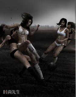 7 Gambar Lucu Sepak Bola Wanita Cina.alamindah121.blogspot.com