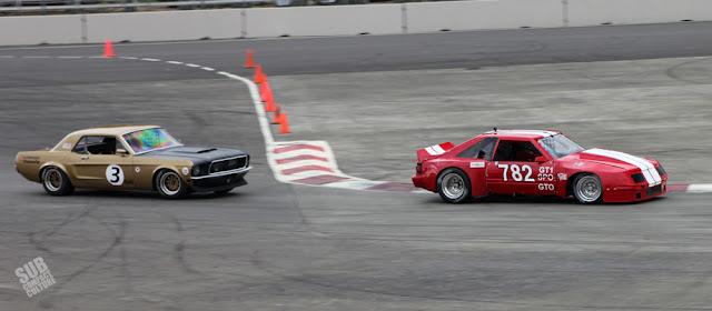 Mustang vs Mustang